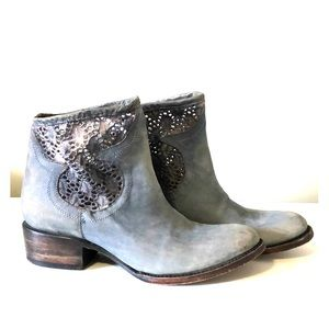 Freebird by Steven cabcro lace boots